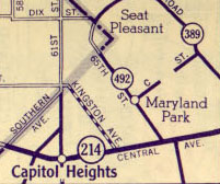 MD 492, 1952