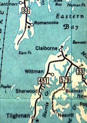 MD 451, 1955