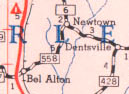 MD 558, 1955