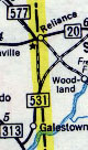 MD 531, 1958