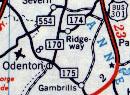 MD 554, 1958