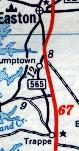 MD 565, 1958