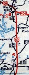 MD 662, 1958