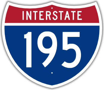 MDRoads: I-195 on