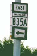 MD 833A Marker